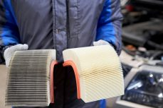 When should I change the filters in my car?