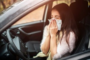 Don't let allergies kill you at the wheel
