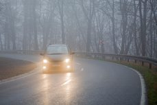 Our tips for driving in foggy weather