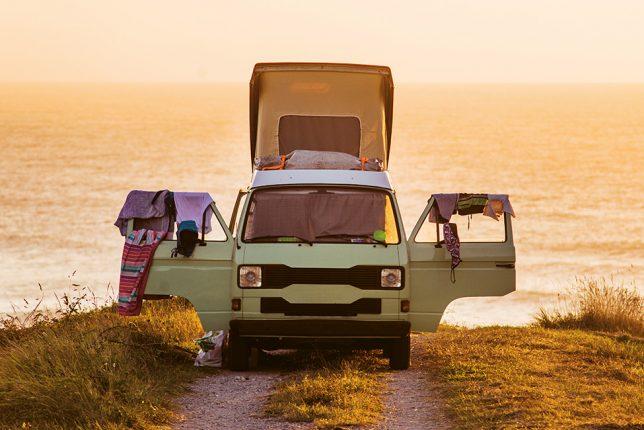 Why a camper van?