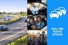 Rich and accurate: ViaMichelin traffic updates