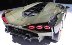 World's rich floor it in post-pandemic luxury car rush