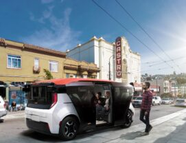 Cruise gets a Californian permit to carry passengers in self-driving vehicles