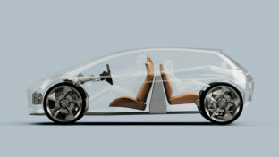 How changing the position of EV batteries could help boost vehicle range