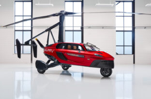The car that transforms into an aircraft in just two minutes